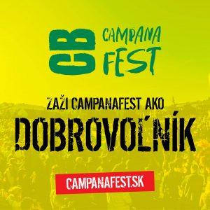 Zaži CAMPANA FEST 2021 backstage